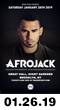 01.26.19: Afrojack at Avant Gardner