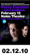 02.12.10: Ferry Corsten + John Dahlback at Nokia Theatre