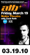 03.19.10: ATB with Zack Roth at Nokia Theatre