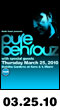 03.25.10: Pure Behrouz and Special Guests at Ice Palace West, Miami