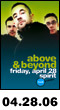 04.28.06: Above and Beyond at Spirit