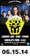06.15.14: Super You&Me: Laidback Luke, Dyro, Tchami, Chocolate Puma, D.O.D at Governors Beach Club