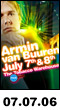07.07.06 + 07.08.06: Armin van Buuren at the Tobacco Warehouse