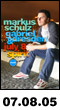 07.08.05: Gabriel + Dresden and Markus Schulz at Spirit
