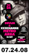 07.24.08: Devlin & XXXChange + Metro Area dj set at Santos Party House