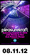 08.11.12: Pleasurekraft with Sleepy & Boo at (Le) Poisson Rouge