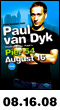 08.16.08: Paul van Dyk at Hudson River Park's Pier 54