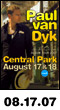 08.17.07 & 08.18.07: Paul van Dyk in Central Park