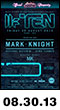 08.30.13: Electric Zoo Official Afterparty - Toolroom Ten: Mark Knight, Stefano Noferini, Gina Turner, Special Guest MK at Pacha