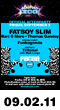 09.02.10: Electric Zoo Official Afterparty. Fatboy Slim, Bart B More, Thomas Gandey, Special Guest Funkagenda and Tritonal
