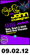 09.02.12: Aly & Fila vs John O'Callaghan with Jochen Miller and Jaytech at Best Buy Theater