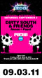 09.03.11: Electric Zoo Official Afterparty. Dirty South & Friends, Alesso, Popof