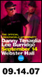 09.14.07: Danny Tenaglia, Lee Burridge, James Holden, and Fairmont Live (Jake Fairley) at Webster Hall