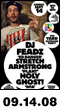 09.14.08: Ete d'Amour at The Yard with DJ Feadz, Stretch Armstrong, and Holy Ghost