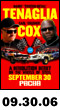 09.30.06: Danny Tenaglia and Carl Cox at Pacha