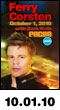 10.01.10: Ferry Corsten: Once Upon a Night club tour at Pacha
