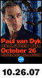 10.26.07: Paul van Dyk Halloween Ball at Roseland Ballroom