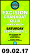 09.02.17: Electric Zoo Afterparty with Excision, Crankdat, Quix